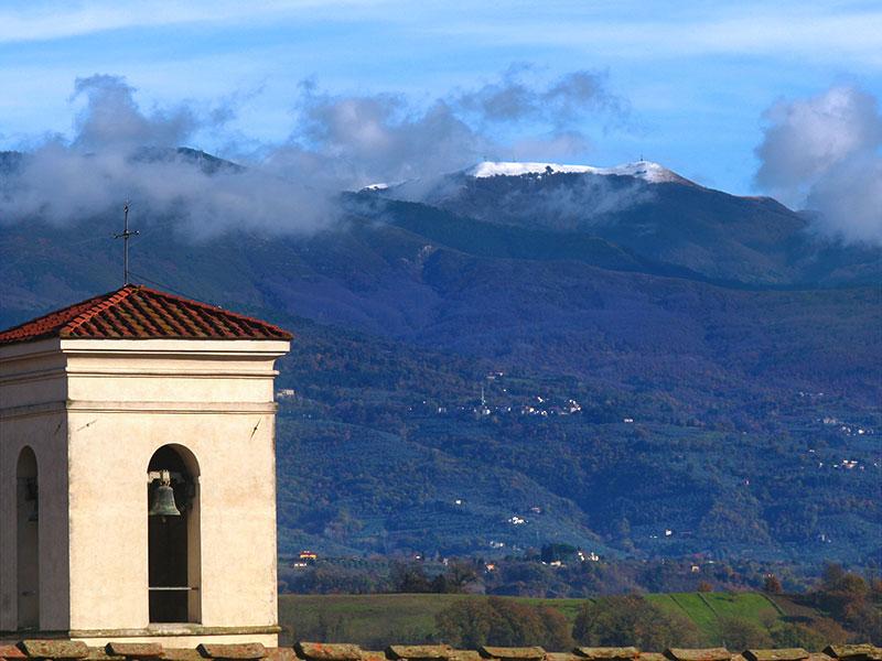 Neve sul Pratomagno