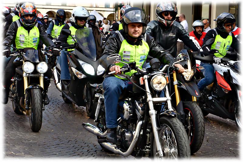 Motoraduno a Figline Valdarno, sesta edizione del CC Motor Day